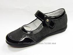 Туфли на девочку ТМ Каприз 31-36 размеры