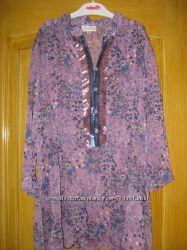 Нарядная туника-блузка 134