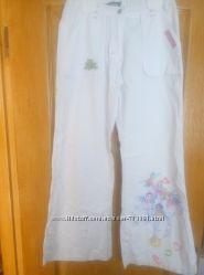 Летние легкие брюки 11-12 лет для девочки