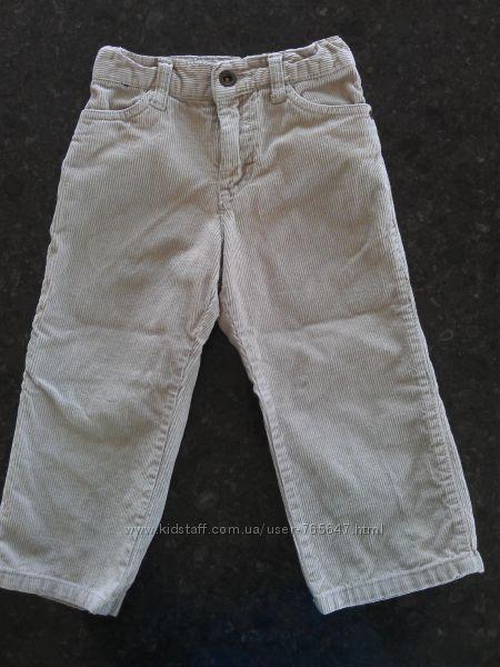 Вельветовые брюки CHEROKEE, 2 года