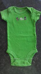 Наши брендовые бодики для новорожденных Carters