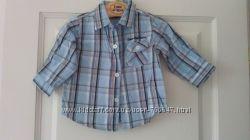 Рубашка Calvin Klein Jeans, 6-9 мес