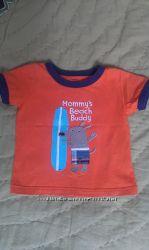 Наши футболки Gap и Carters, 2Т