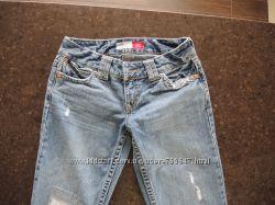 Стильные джинсы skinny bootcut Aeropostale, размер 0 26 XS