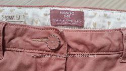 Летние джинсы Mango 164 размер