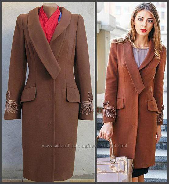 Пальто шикарное. распродажа Albanto