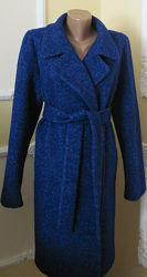 Пальто шерстяное , солидное качество 90  шерсти.