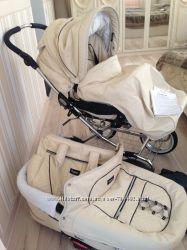 Роскошная коляска Emmaljunga Mondial Duo Combi 2в1Швеция, Original