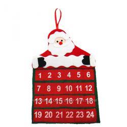 Календарь Адвента, 24 дня до Рожества