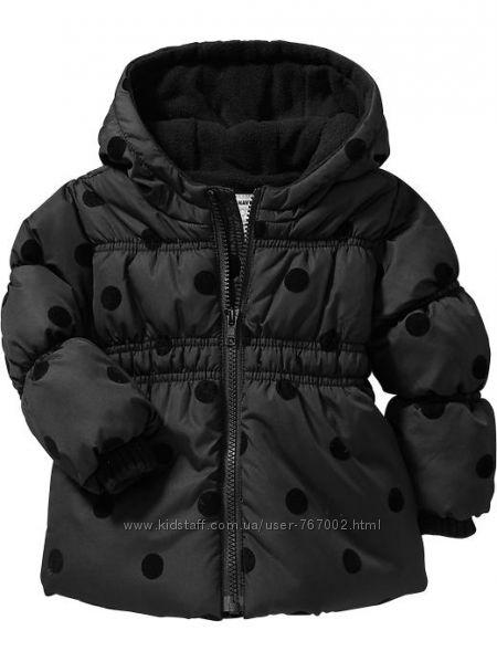 Куртка OLD NAVY в горох 3Т. Идеальное состояние.