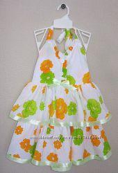 Платье летнее детское, Lele for kids, США