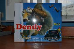 Приставка Dendy 8bit НОВАЯкартридж с играми