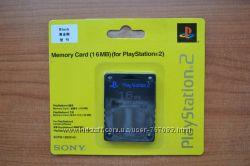 Карта памяти PS2 16Mb НОВАЯ