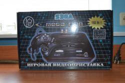 Sega Mega Drive 2 16Bit встроенные игрыНовая