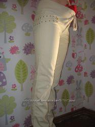 Легкие брюки для беременных на раннем сроке