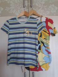 Стильные, нарядные и удобные футболки для будущих мамочек
