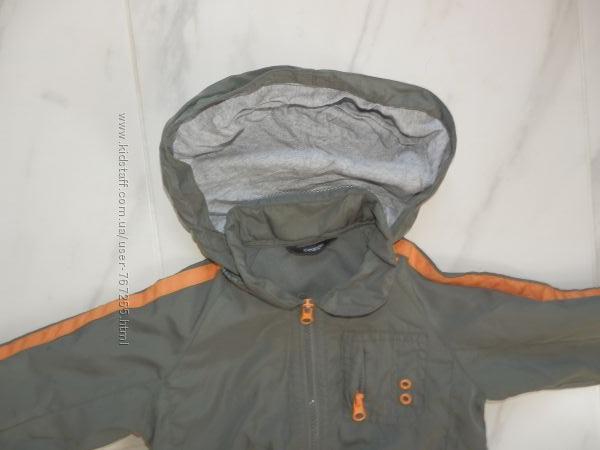 Ветровка, куртка демисезонная 3-4 года рост 98-104 см