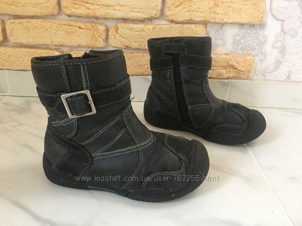 Ботинки полусапожки демисезонные 28 размер 19 см по стельке