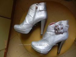 Ботинки, ботильоны 36 размер. Kira Plastinina. По стельке до 23, 5 см