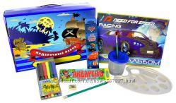 Подарочный набор для мальчиков Пираты  39 предметов