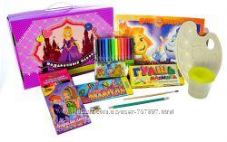 Подарочный набор для девочек Принцессы  68 предметов