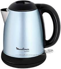 Новый. Нержавеющий чайник Мулинекс Moulinex BY540 BY 540