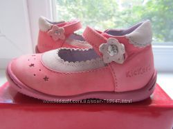 Туфельки для девочки KicKers, 22 разм.