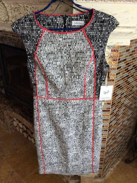 Цена снижена Платье Calvin Klein Оригинал