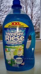 Немецкий гель Weiber Riese 70стирок Германия