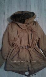 Курточка Bershka, размер XL зимадемисезон