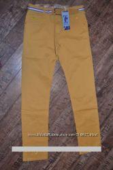 Котоновые брюки для стильных  мальчишек