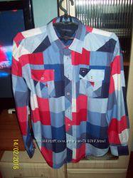 Рубашка, свитер Tommy Hilfiger оригинал размер L