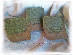 Натуральное Мыло ручной работы  с нуля Имбирный чай