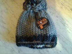 Новая, фирменная, очень теплая зимняя шапка  Pawonex Польша