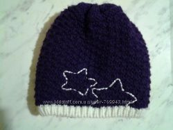 Очень теплая шапка на флисе, фирма Lupilu Германия