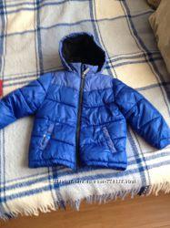 курточка деми теплая