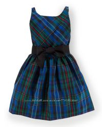 красивое нарядное платье  Ralph Lauren р. 3, 3T на рост 94 -100