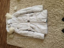 Біленька курточка