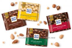 Шоколад Ritter Sport в наличии