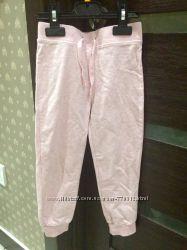 Спортивные штаны для модницы  2-3 года