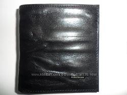 Кошелек мужской кожаный Albatross. Код 3554
