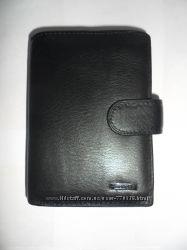 Портмоне мужское с отделами для прав и паспорта Monice. Код 302В-1.