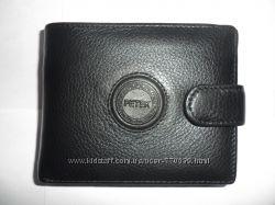 Кошелек мужской кожаный Petek. Код 1289 -208