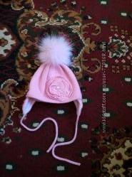 шапка демисезонная