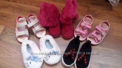 Фирменная обувь для девочки