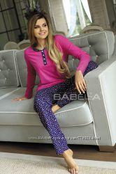 Симпатичная пижамка, домашний костюм Babella 3070