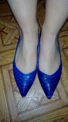 Новая неподошедшая обувь с сайта 6pm. com