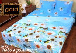 Постельное постельное белье евростандарта