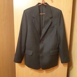Пиджак для школы на рост 140 см