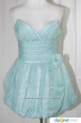 Продам новое шелковое платье-бюстье фирмы Forever 21 размер 6